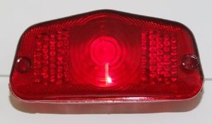 "Lucas Replica lens for ""Lucas 564"" rear lamp."